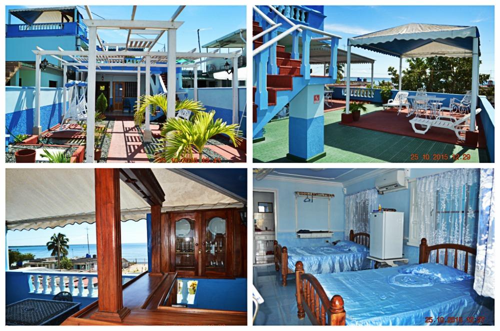 Casa particular playa larga hostal costa azul je pars cuba for Apartamentos playa azul