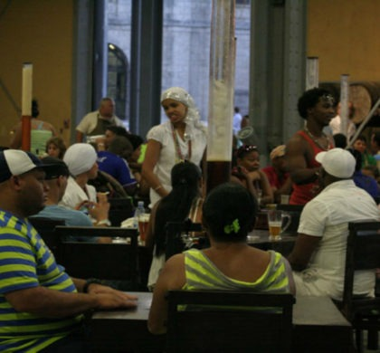 La nouvelle cerveceria, bar branché et patrimoine historique de la Havane