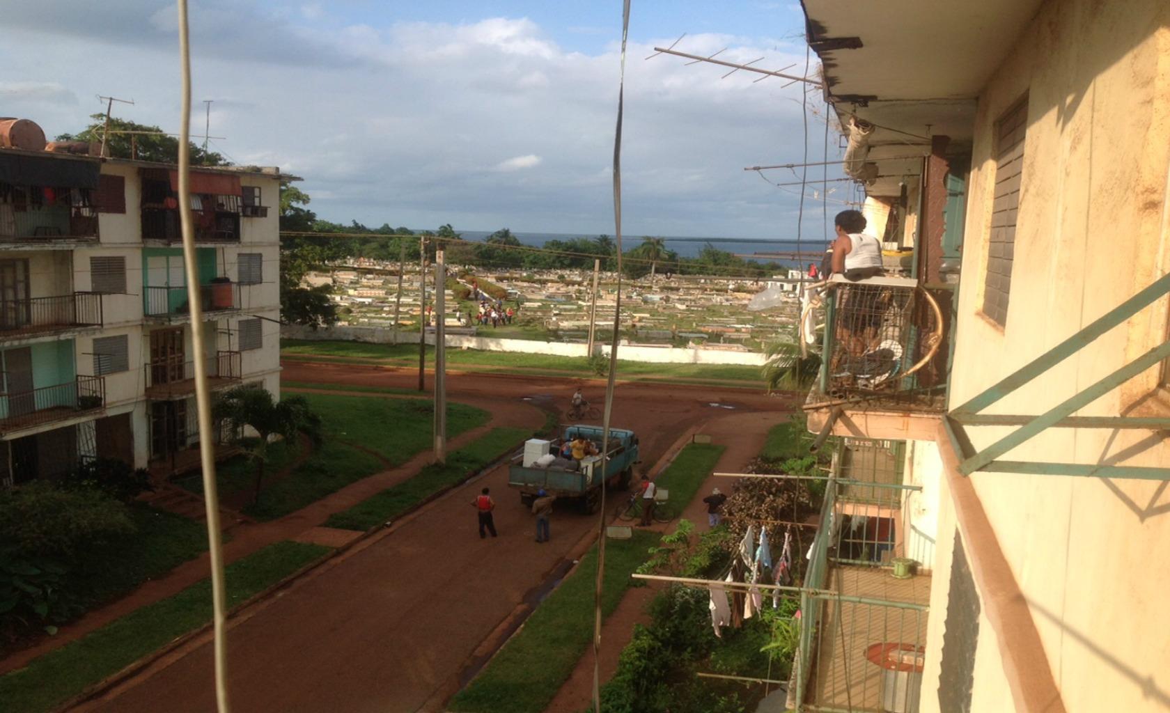 Moa, arrêt obligé si vous voyagez en taxi collectif entre Holguin et Baracoa