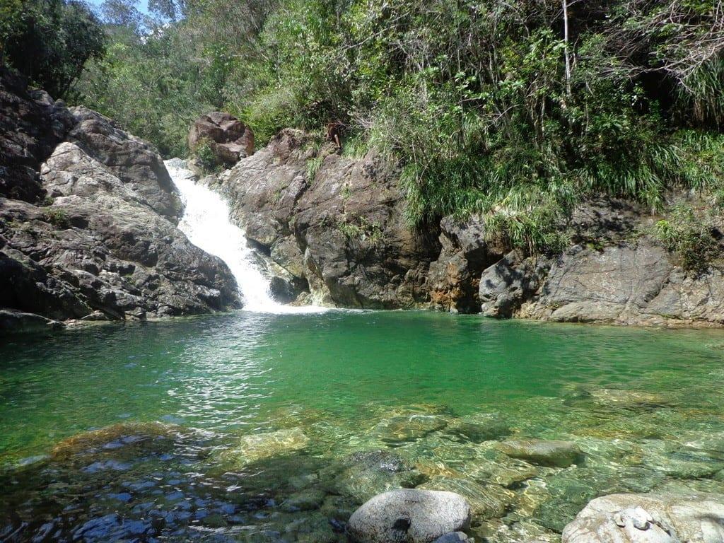 Cascade El Yunke