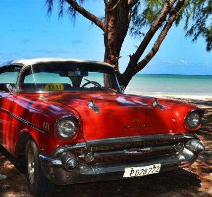 Trouver une voiture avec chauffeur à Cuba : tous les contacts !
