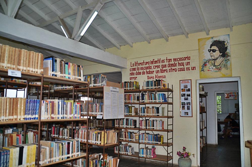 biblioteque Viñales 1