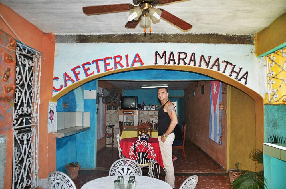 cafet maranatha 3
